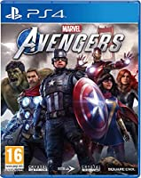 Marvel's Avengers (PS4) - KSA Version