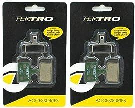 لنت ترمز ترکیبی آلی Tektro E10.11 Auriga، Draco، Orion، 2 Pack، STB1788