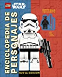 LEGO Star Wars Enciclopedia de personajes: (incluye una minifigura exclusiva de Darth Maul)
