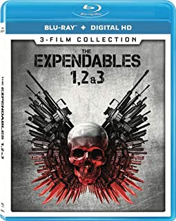 Expendables 1, 2, & 3