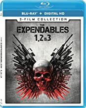 Expendables 1, 2, & 3 [Blu-ray]