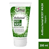 QRAA Antibacterial Body Wash with Goodness of Neem, Germ Protection Shower Gel, Soap