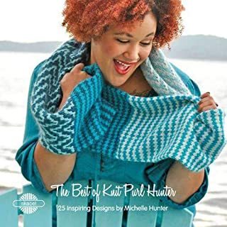 Skacel The Best of Knit Purl Hunter Book Best of Knit Purl Hunter