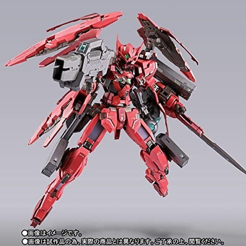 METAL BUILD Gundam ASTREA TYPE-F (GN HEAVY WEAPON SET)