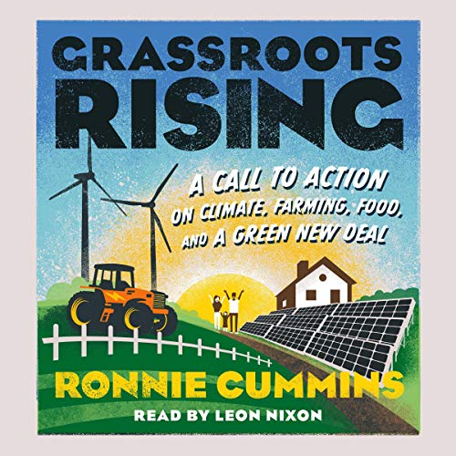 Grassroots Rising audiobook cover art