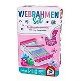 Schmidt Spiele 51603 Webrahmen-Set, Metalldose -