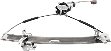 Front Right Passenger Side Power Window Lift Regulator with Motor Assembly Replacement fit for 2003 2004 2005 2006 2007 Honda Accord