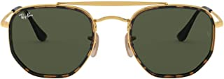 Ray-Ban unisex-adult Rb3648m the Marshal Ii Hexagonal...