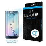 Crocfol Schutzfolie vom Testsieger [2 St.] kompatibel mit Samsung Galaxy S6 Edge - selbstheilende Premium 5D Langzeit-Panzerfolie inkl. Veredelung - für vorne, hüllenfre&lich