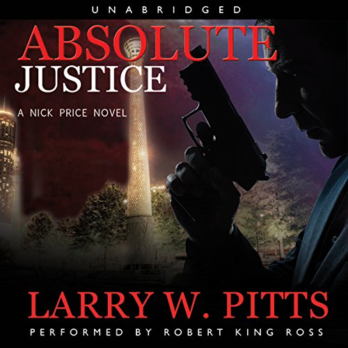 Couverture de Absolute Justice (Nick Price)