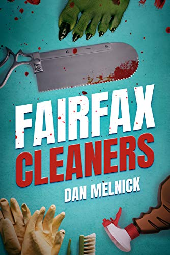 Fairfax Cleaners (English Edition)