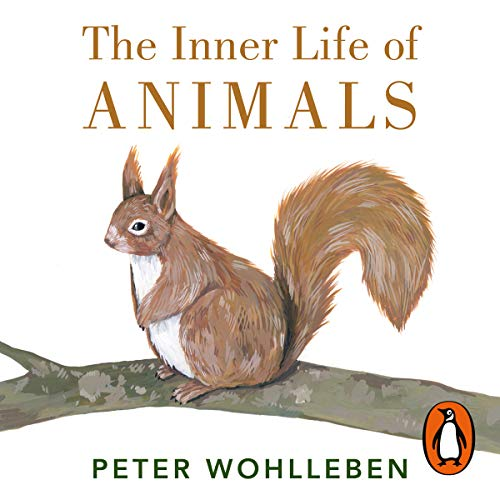 Couverture de The Inner Life of Animals