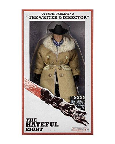 NECA Quentin Tarantino Retro, Figura de 20.32 cm, The Hateful Eight, (NEC0NC14943) 2