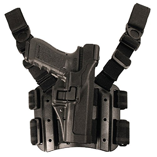 Blackhawk Level 3 Tactical SERPA Holster für H&K USP Fullsize, P8 links scchwarz