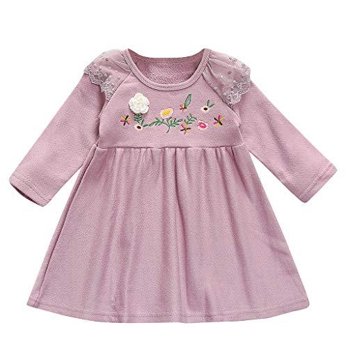 Prinzessin jurk dames tutu boho rok zomerjurken kinderen meisjes feestelijk geborduurde lange mouwen met kant partyjurken babyjurken