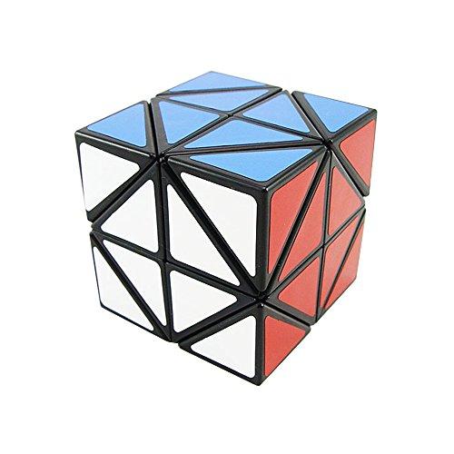 Wings of Wind - Irregular Magic Cube de Magic Star Cube Negro (Rex Cube)