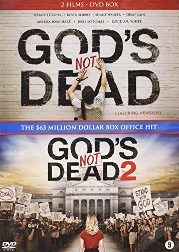 Harold Cronk - God's not dead box (2 DVD)