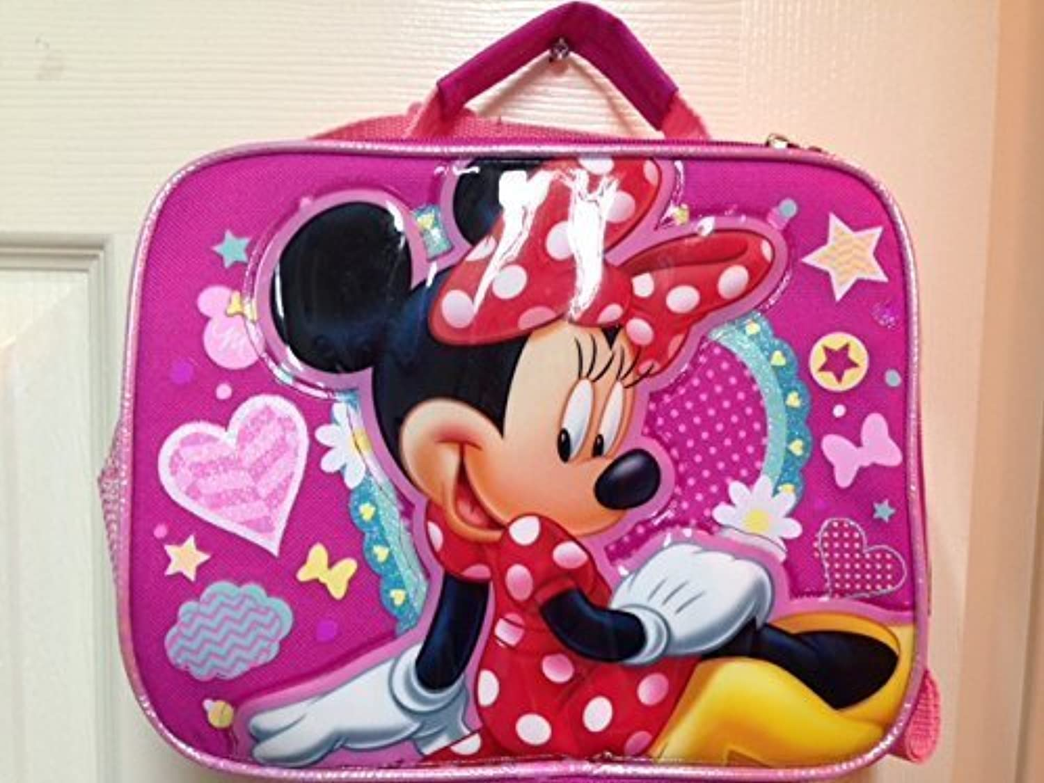 Esperando por ti Disney Disney Disney Minnie Mouse Lunch Box - BRAND NEW - Licensed Product by Ruz  ¡no ser extrañado!