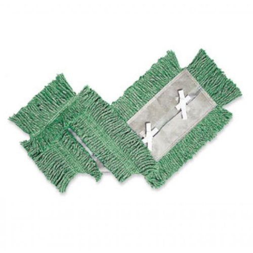 Rubbermaid Disposable Dust Mop 60 x 5 Cut-end Full-tie FGL15800WH00