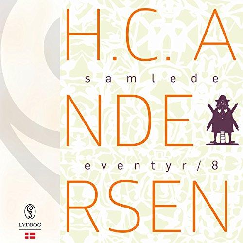 H.C. Andersens samlede eventyr 8 cover art