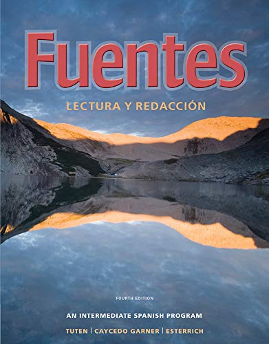 Fuentes: Lectura y redaccion (World Languages)
