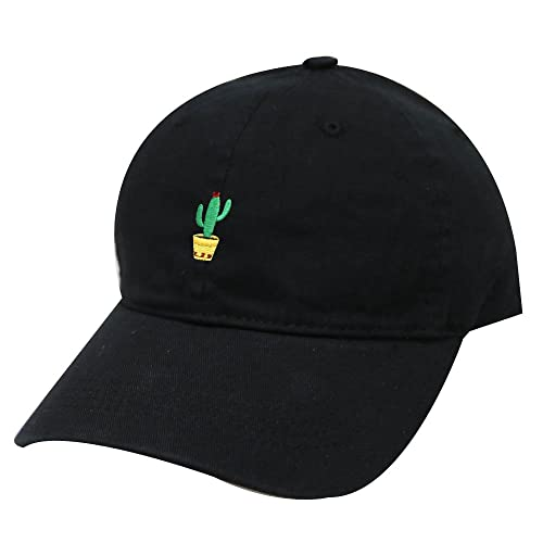 ba6851d96b8 City Hunter C104 Cute Cactus Cotton Baseball Dad Cap 19 Colors