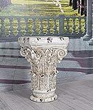 YJYDD Pfeiler Säule Antik Blumensäule Blumenständer Podest Gartensäule Figurenpodest