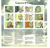 Micronesia Leaders of The 20th Century Mahatma Gandi M L King Dalai Lama Mother Teresa sheetlet Stampbazar