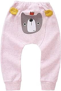 PAUBOLI Baggy Pants Baby Boys Girls Animal Leggings Toddler Jogging Pants