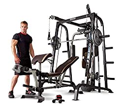 top 10 marcy home gym Mercy Miscage Machine Full Body Machine Linear Support Home Gym…