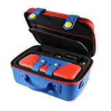 Nintendo Switch Compatible Carrying Case,Console /Accessories,Protective Hard Shell Carry Bag,Large Storage Bag Soft Lining 26 Games for Console Pro Controller with Shoulder Strap