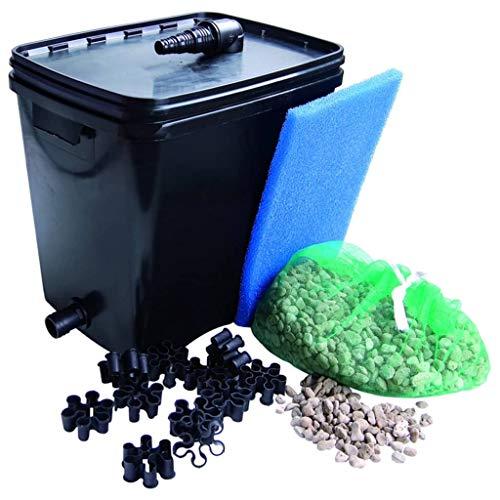 Ubbink Teichfilter-Set FiltraPure 4000 Durchlauffilter Filter 26 L 1355967