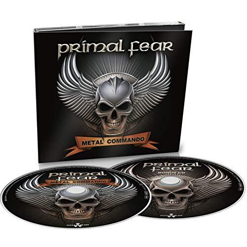 Metal Commando (Ltd. 2cd Digipack)