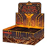 Flesh & Blood TCG: Crucible of War Unlimited Edition - Booster Box (24 Packs)