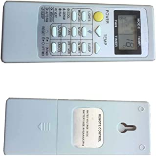 4EVER Replacement Remote Control Substitute for Sharp CRMC-A810JBEZ CV-2P10SC CV-PD13PX CV-10MH AC Air Conditioner