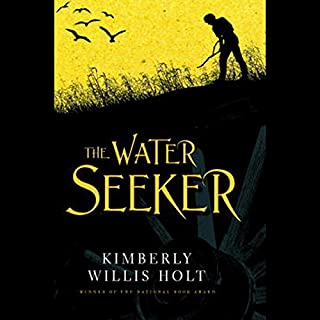 The Water Seeker audiobook cover art