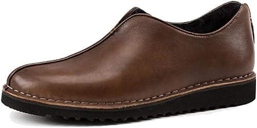 schuhe De Hombre Retro Casual Cómodo Elegante Usable schuhe Bajos En Foot