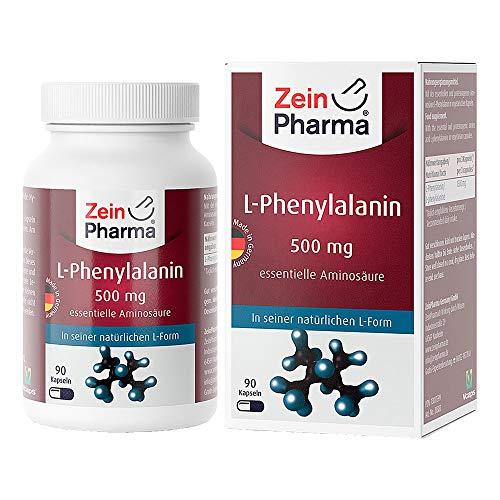 L-phenylalanin 500 mg veg 90 stk