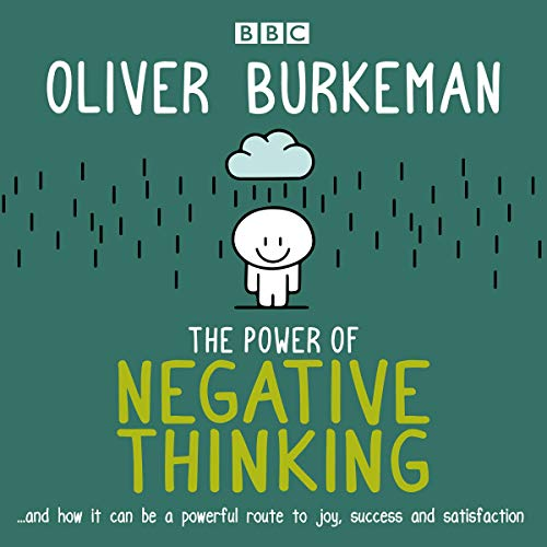 The Power of Negative Thinking cover art