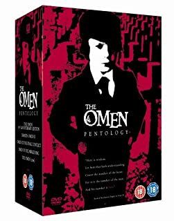 The Omen - Pentology by Gregory Peck