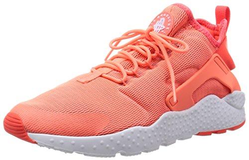 Nike W Air Huarache Run Ultra, Scarpe da Fitness Donna, Arancione/Mango Acceso/Bianco, 38 EU