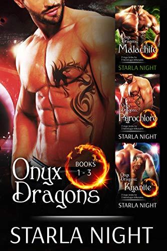 Onyx Dragons Boxed Set