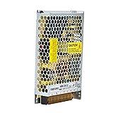 Fuente de alimentación conmutada CA CC 150 W, fuente de alimentación de tira LED impermeable PWM, control inteligente para tiras duras
