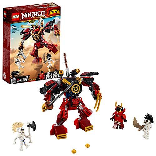 LEGO Robot Samurái