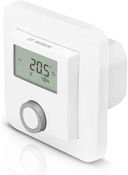 Bosch Smart Home Termostato de Ambiente Bosch 24 V Instrucciones de uso en alemán