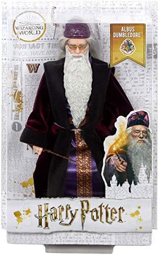 Mattel Harry Potter Albus Dumbledore Doll