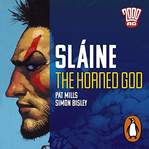 Slaine: The Horned God cover art