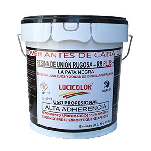 Resina unión Rugosa RR PLUS+ 15 kilos
