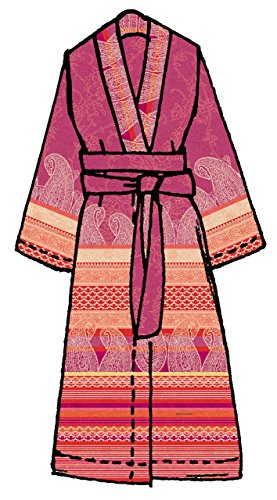 Bassetti Kimono TIZIANO V1 S/M