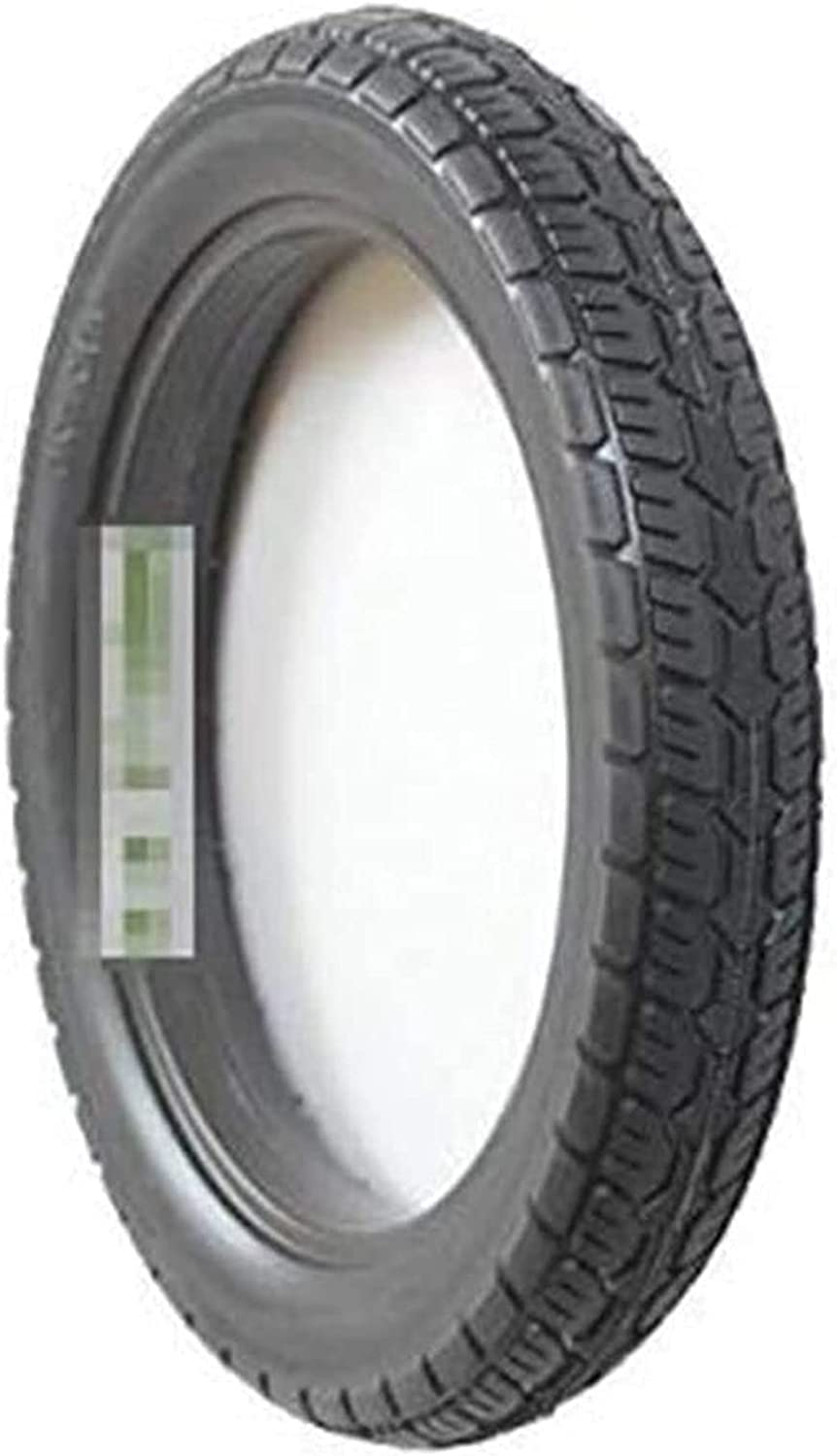 HAOKTSB Electric Scooter Tires, 14x2.125 Explosion-Proof Solid T